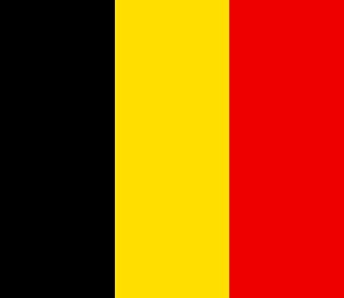 Vlag WK 2014, 150 x 90 cm, 90 x 60 cm (ontwerp met de vlaggen van alle landen in Midden-landen)