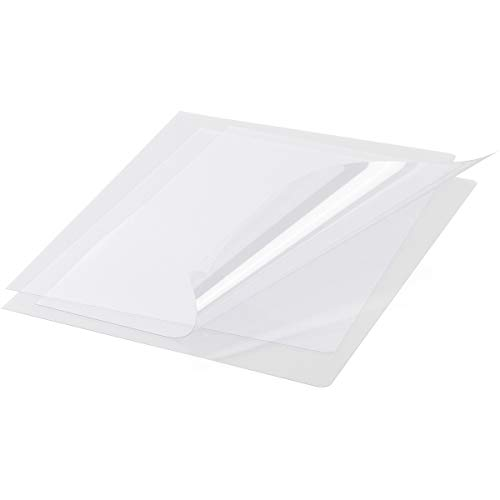 Mead Presentation/Report Covers, Round Corners, Clear View, 125 Pack (4000126)