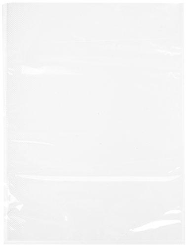 Orved 4146 Sacs sous Vide GAUFFRES Cuisson 30 x 40 cm, Plastique, Transparent, 41 x 31 x 2 cm