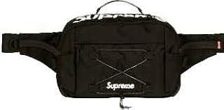 Supreme Waist Bag Black シュプリーム ウェストバッグ 黒 タグ Box Logo 17ss 国内正規品