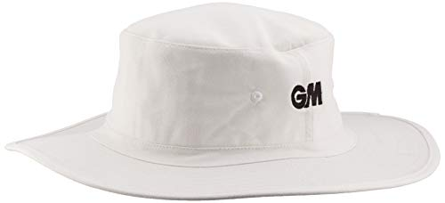 GM Panama Cricket Hat White X-Large