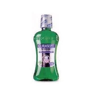Curaden Curasept Daycare Collutorio Remineralizzante Menta Forte 250 ml