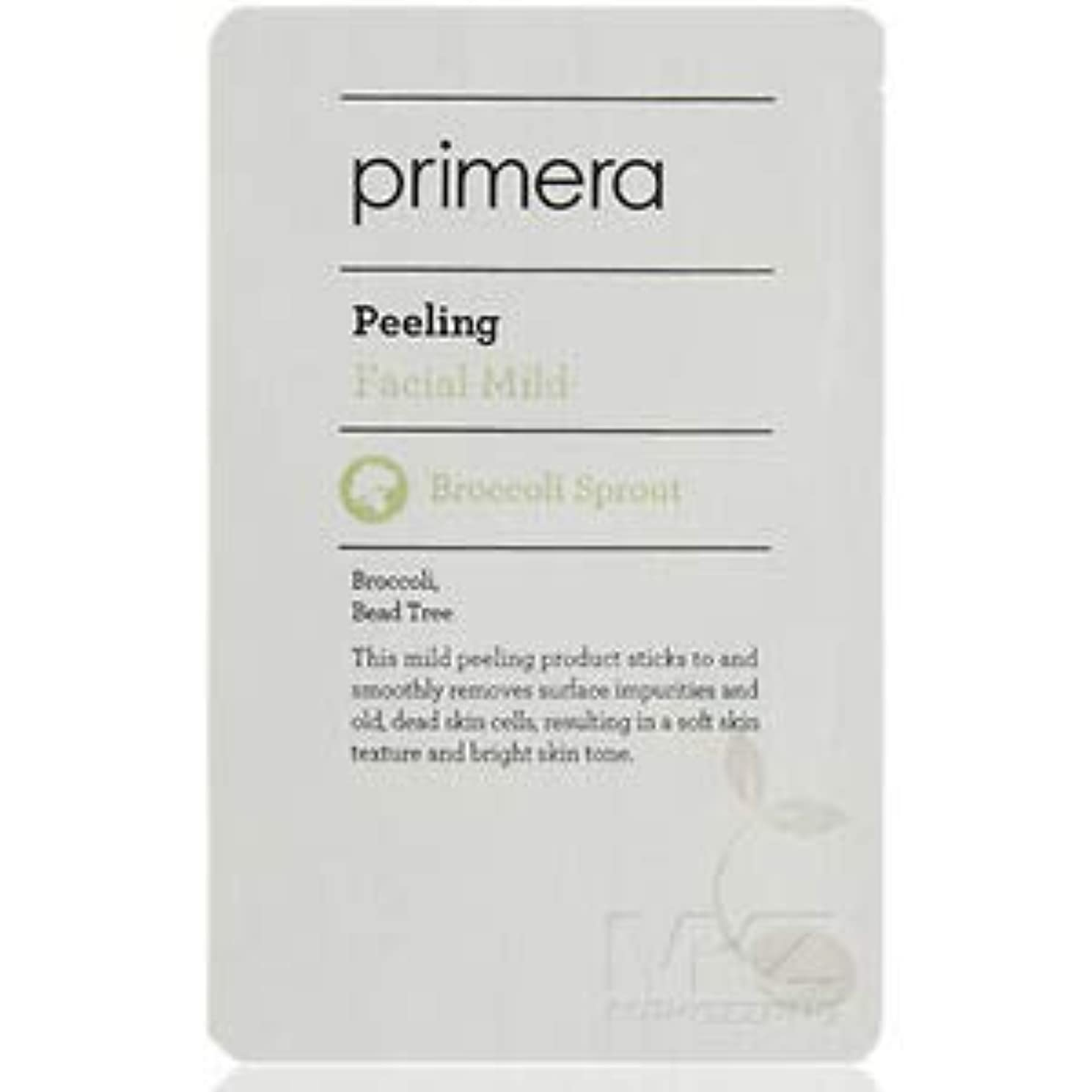 ふくろう通貨おもしろいPrimera facial mild peeling sample20EA [並行輸入品]