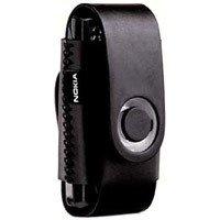 Nokia 7650 Zubehör Ledertasche schwarz CNT-69 schwarz