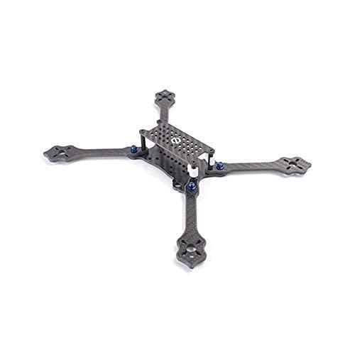 Accessori per droni Ytn 2018 GT-R7 / GT-R6 / GT-R5 / GT-R4 Stretch / Normal X Kit Telaio da Corsa FPV Rc Drone 6Mm / 4Mm Braccio Parti in Fibra di Carbonio Motore Esc - (Colore: Gtr6 260Mm Stretch X)