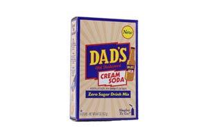 Dad's SINGLES TO GO Creme Soda 6 Boxen