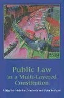 Public Law in a Multi-layered Constitution