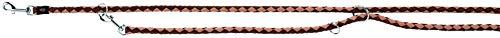 Trixie 143615 Cavo V~Leine, L–XL: 2,00 m/ø 18 mm, mokka/karamell