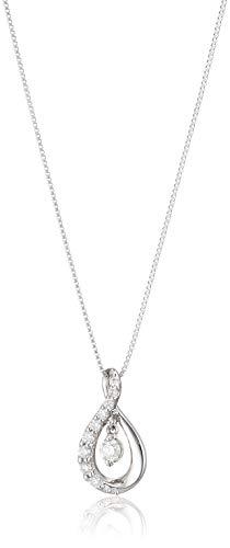 [ヴァンドーム青山] プラチナ APVN174943DI PT950プラチナ ダイヤモンド アニバーサリー ネックレス