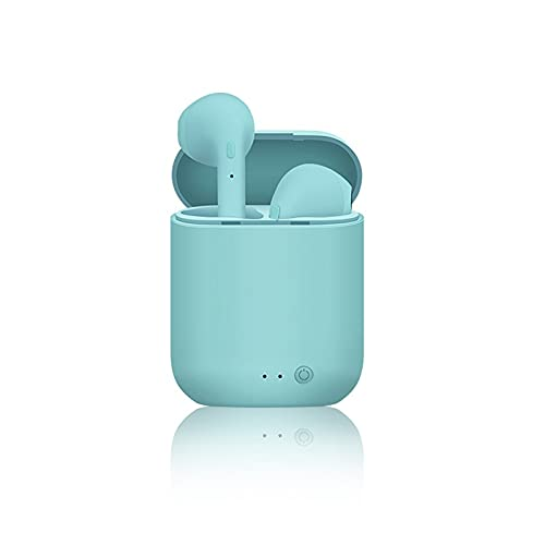 Breakthecocoon Auriculares impermeables auriculares deportivos (color: azul mate)