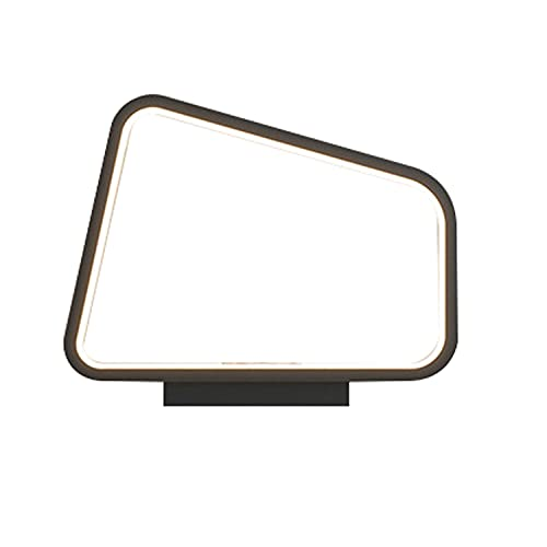 Lámpara De Pared LED A Prueba De Agua, Downlight Focos De Pared De Color Blanco Cálido, Moderno Simple para Escaleras Lámparas De Pared De Tienda Interior, Lámpara De Pared De Pasillo