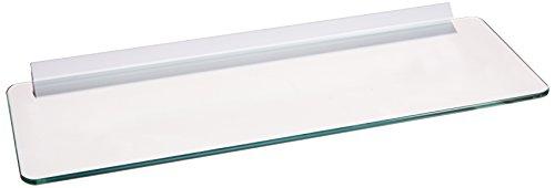 KNAPE & VOGT 89WH10618 Shelf Kits Glass, Clear