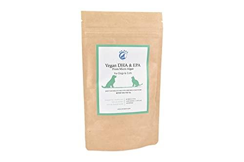 Mr Ros Vegan DHA & EPA from Micro Algae Food Supplement Powder for...
