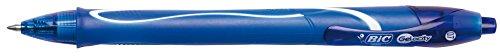 BIC Gel Roller Gel di ocity Quick Dry Blu, 0,3mm