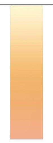Home Fashion 86508-777 Schiebevorhang Digitaldruck Madrid, Dekostoff 245 x 60 cm