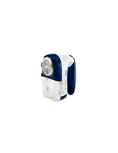 Solac Fluff Remover H101 - Rase de peluche (blanco), color blanco y azul