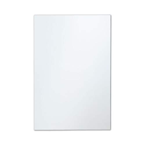 The Better Bevel Frameless Rectangle Wall Mirror with Polished Edge | 24-inch...