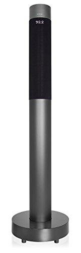 Blaupunkt Sound Tube 1000 UKW Radio mit Lightning Dockingstation & Bluetooth Lautsprecher, NFC 100 Watt RMS