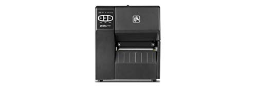 Zebra ZT220 - Impresora de Etiquetas (Térmica Directa, 203 x 203 dpi, 152 mm/s, 10,4 cm, Negro, De plástico)
