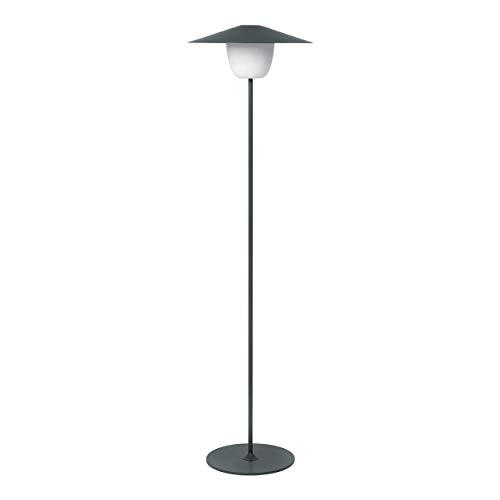 Blomus Mobile LED-Leuchte ANI LAMP FLOOR, Lampe, Aluminium matt pulverbeschichtet, Magnet, 66073