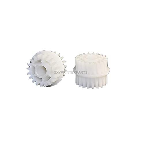 XWSQQ RU5-0956 20T reemplazo fusor engranaje para HP Laser Jet P3005 P3015 M20 M3027 M3035 piezas de impresora calor rodillo engranaje