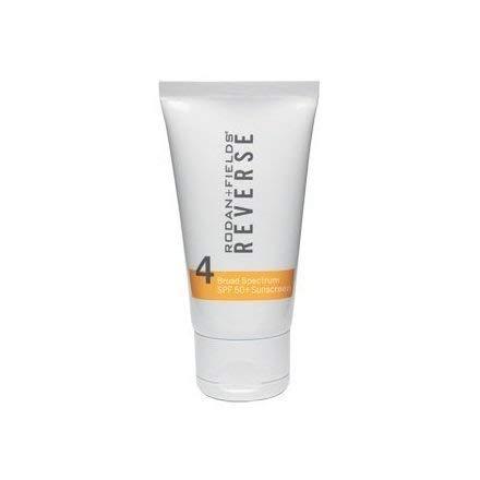 Reverse Broad Spectrum SPF 50+ Sunscreen Review