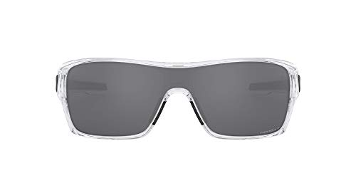 Oakley Turbine Rotor 930716 Gafas de sol, Polished Clear, 40 para Hombre