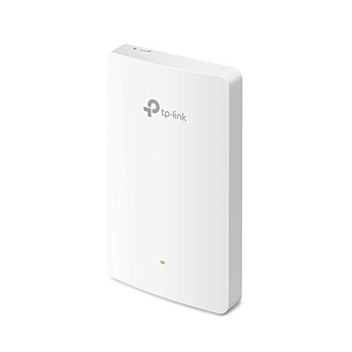 TP-Link Omada AC1200 in-Wall Wireless Gigabit Access Point | MU-MIMO & Beamforming | PoE Powered | Easy Installation | SDN Cloud Access & Omada app for Easy Management (EAP235-Wall)