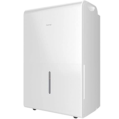 hOmeLabs 4,500 Sq. Ft Energy Star Dehumidifier with Pump for Extra Large Rooms and Basements
