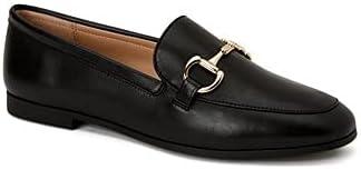 Alfani Women's Gayle Loafers, Black