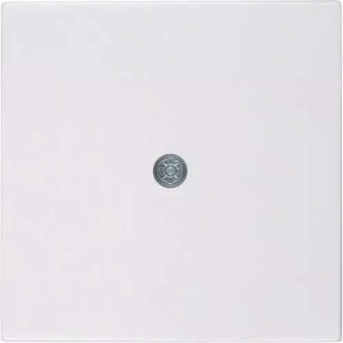 Hager BERK Zentralstück 10198989 polarweiss glänzend