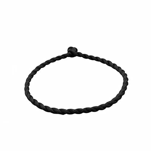 EXINOX Simple Mano afortunada Cuerda Pulsera Pareja