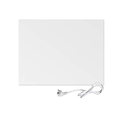 Viesta H400 Infrarotheizung Carbon Crystal, 400 W, 230 V, Weiß, ohne Thermostat