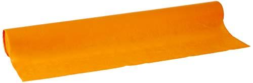 Garcia de Pou perforé Non tissé Banquet Rouleau 60 g/m², 1.20 x 50.4 m, Polypropylène, Orange, 30 x 30 x 30 cm