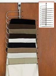 BW Brands Overdoor Hanging Pants Rack