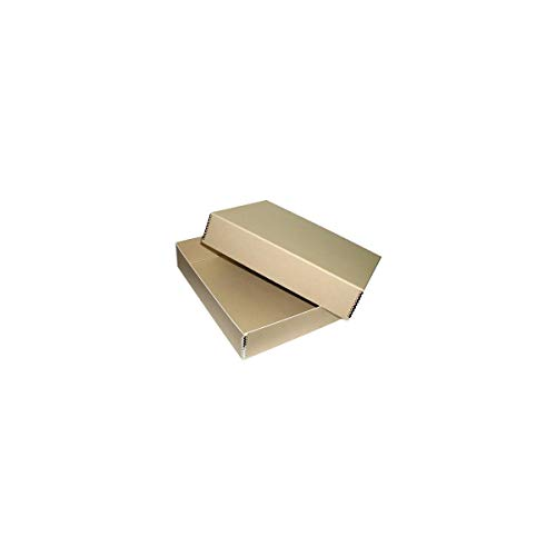 Adorama 11x14' Print Storage Box, Drop Front Design, 11 1/2x14 1/2x3'