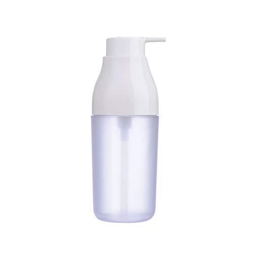 La formación de Espuma de jabón dispensadores, con Bomba de plástico, Botellas de jabón de Manos, dispensador de la loción de baño de Ducha, jabón de la Mano Recargable Contenedores