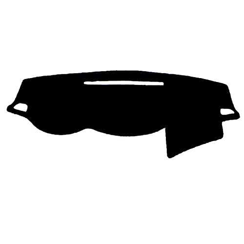 NUIOsdz Alfombrilla para salpicadero de Coche, Alfombra para Parasol, Apta para Mitsubishi L200 Triton Strada Strakar Barbarian Fiat Fullback 2015-2020