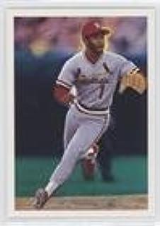 Amazoncom Ozzie Smith Baseball Card 1989 Score Scoremasters