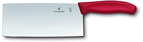 Victorinox 6.8561.18G Swiss Classic Kochmesser - chinesische Form, 18 cm