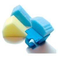 JOR Endoring Foam Inserts Max 72% OFF Combo Sale item 24 Pkg Yellow Blue
