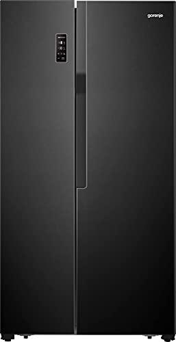 Gorenje NRS 918 EMB / Side by Side Kühl-Gefrierkombination / NoFrostPlus / Multiflow 360° / InverterCompressor / FastFreeze / SuperCool / EcoMode