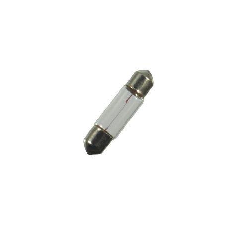 S+H Soffittenlampe 8x31 mm Sockel S7 18 Volt 3 Watt