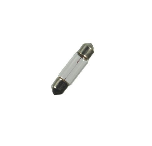 Scharnberger+Has. Soffittenlampe 8x31mm 26436 S7 18V 3W Anzeige- und Signallampe 4034451264366