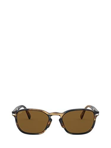 Persol Luxury Fashion Uomo PO3234S104953 Multicolor Metallo Occhiali Da Sole   Stagione Permanente