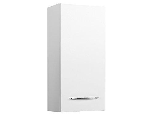 Hängeschrank Badhängeschrank Badschrank Wandschrank Badmöbel Porto II (weiß)
