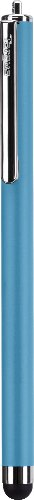 Targus Stylus for iPad, iPhone, iPod, Samsung Tablets, Smartphones and Other Touchscreen Devices, Light Blue (AMM0108US)