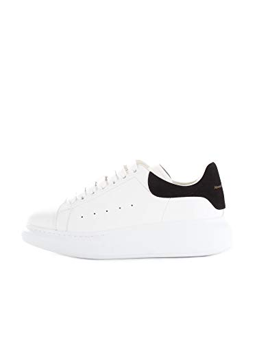 Alexander McQueen 553770WHGP Sneakers Basse Donna Bianco 35.5