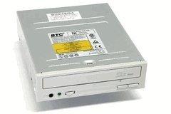 BTC (BCD F560A 52x CD-ROM IDE Drive