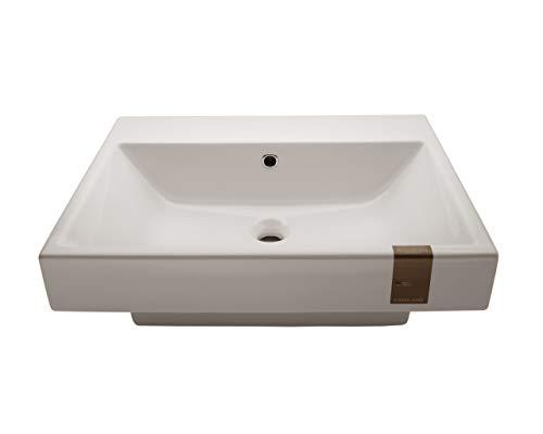 Catalano Keramik Waschtisch Modell New Zero weiß 60x50x19cm